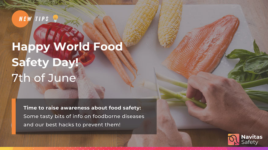 Happy World Food Safety Day!